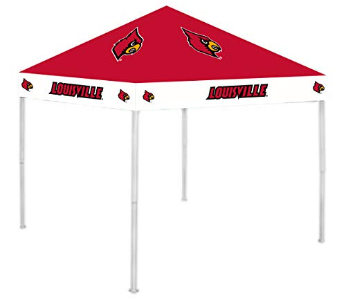 Rivalry NCAA Louisville Cardinals Canopy