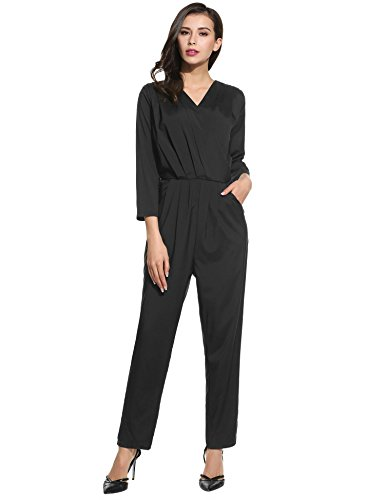 a77cdd7cc73d We Analyzed 5,422 Reviews To Find THE BEST Black Cotton Jumpsuit