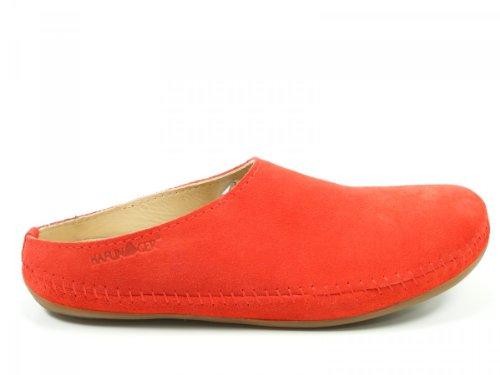 Softino Unisex Haflinger Rot Erwachsene Pantoffeln zXEqxgp