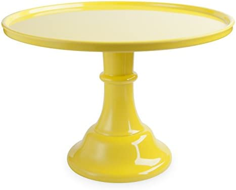 Cakewalk 6466 Melamine Stands Yellow product image