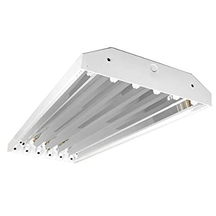 Ciata Lighting 6 Lamp T8 F32T8 High Bay Low Bay Warehouse ...