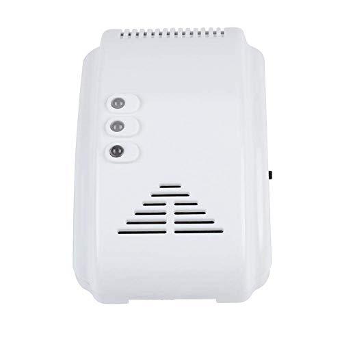 12V Gas Detector Sensor Propane Alarm with Dry Contact Relay Output - - Amazon.com