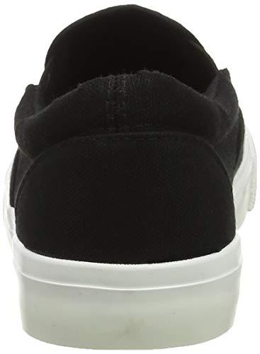 Zapatillas Para Mansell 1 black New Mujer Look Negro wxUtT