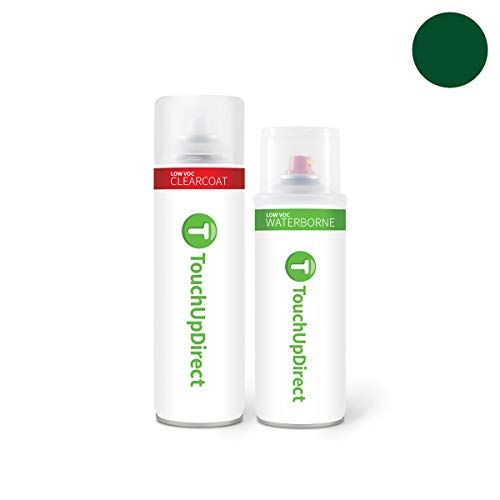 TouchUpDirect for BMW Exact Match Automotive Touch Up Paint - Oxford Green Metallic (430)