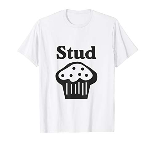 - Funny Stud Muffin Baking  T-Shirt