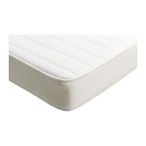 Ikea Vyssa skönt Colchón para cama retráctil gestel; en blanco; (80 x 200