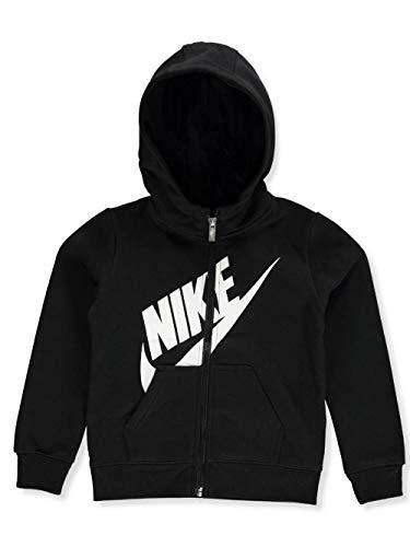 Nike Boys' Hoodie - Black, 7