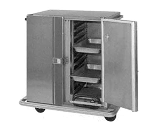 Carter Hoffmann Heavy-Duty Standard Heated Transport Cart, 42 x 31 x 46 3/4 inch -- 1 each.