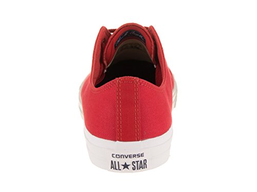 Adulto Baja Rojo Unisex II As Ox CT Tencel Converse Zapatilla 8vqBYR