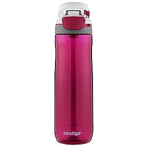 Contigo Auto Seal Cortland Water Bottle, 24-Ounce, Sangria