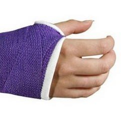 BSN Medical 7345860 DELTA-LITE Cast Tape, 2'' x 4 yd. Size, Purple (Pack of 10)