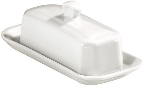 Pillivuyt American Style Porcelain Covered Butter Tray