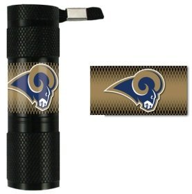 NFL St. Louis Rams LED Flashlight