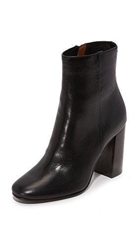 M 10 Booties FRYE US B Mina Black Women's 6H4YZ