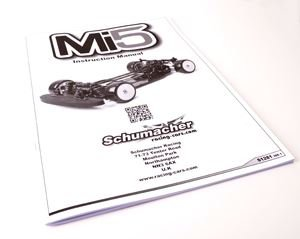 Price comparison product image Schumacher Mi5 Manual