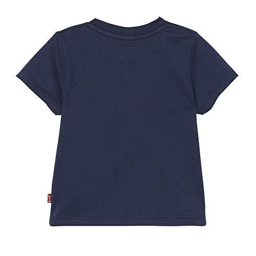48 Blue Bimbo T Levi's Kids dark shirt Blu yqaBfWBp