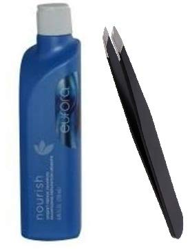 Urgent Repair Shampoo 8.45 oz+PROFESSIONAL TWEEZER