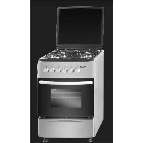 Svan Cocina 4FUEGO SVK-5500EX: Amazon.es: Hogar