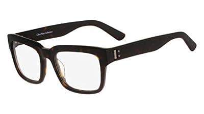Calvin Klein Collection CK7980 Eyeglasses 214 Havana