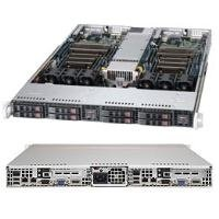 Supermicro SYS-1027TR-TFF 1U SuperServer with X9DRT-IBFF Motherboard