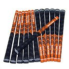 13 Piece Set - Golf Pride - New Decade Multi-Compound Grips Orange by New Decade