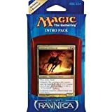 Toy / Game Planeswalker Magic The Gathering RTR: MTG: Return To Ravnica Intro Pack: Rakdos Raid Theme Deck
