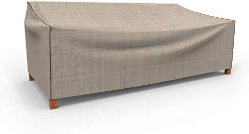 家具カバー ファニチャー 3人掛けソファカバー600Dオックスフォードの布カスタム防水・防塵ソファカバー屋外のソファカバー ガーデン 庭用保護カバー シャンボ14011 (Size : 210D200*81*69cm)