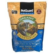 Pet Guard Dry Dog Food, Vegetarian, 4.4-Pound (Pack of 6)