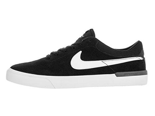 Nike Herren Sb Koston Hypervulc Skateboardschuhe Zwart / Wit / Donkergrijs