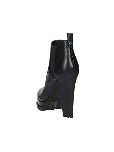 Donna 110 Tc Scarpe Carrarmato Rita D18gu25 Boot Tronchetto Mod 25 Ankle Pl Guess Nero qA4g1w
