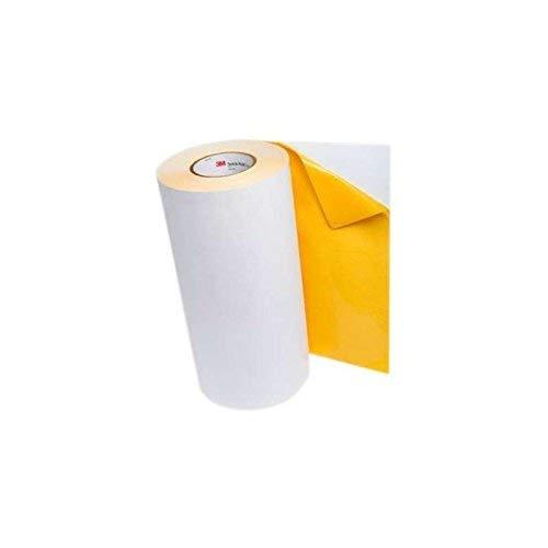 3M 588 Hot Melt Adhesive - Yellow Film Roll - 60 yd