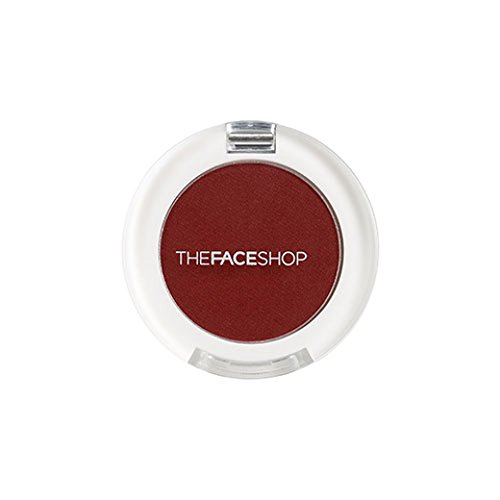 [The Face Shop] Single Shadow Matt 1.8g RD01 Red Vodka (Red Shadow compare prices)