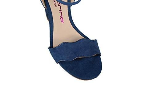 Cinturino Fey Fornarina alla Blu Donna Caviglia con Scarpe w1xU7qtp
