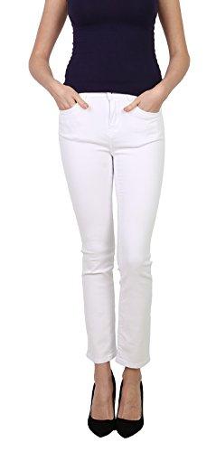 Slim XS Pantalon XXL au Stretch Toxik3 du et Veste Femme Jean Denim p8xgP