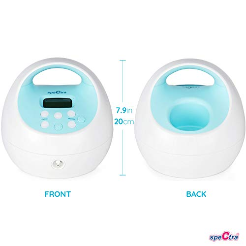 Spectra Baby USA S1 Plus Premier Rechargeable Electric Breast Pump