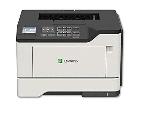 Lexmark 36S0300 MS521dn Compact Laser Printer, Monochrome, Networking, Duplex Printing