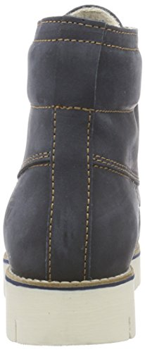 Tamaris 26274 Damen Combat Boots Blau (Navy 805)