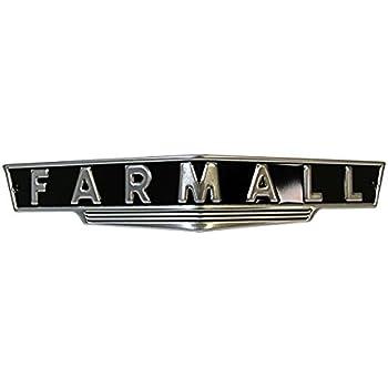Amazon Com R1556 Ih Farmall Tractor Front Hood Emblem