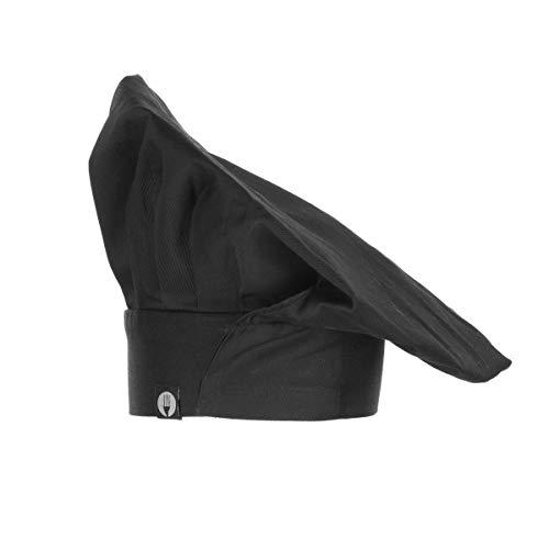 Chef Works Unisex Chef Hat, Black One Size