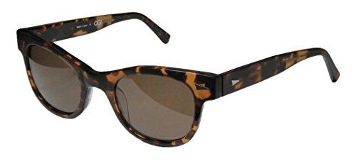 Ogi 8054 Womens/Ladies Designer Full-rim 100% UVA & UVB Lenses Sunglasses/Shades (49-22-145, Brown - Sunglasses Ogi