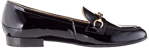 5 0100 1634 0100 HÖGL Schwarz Women's 10 Black Loafers Bpqwx5Pan6