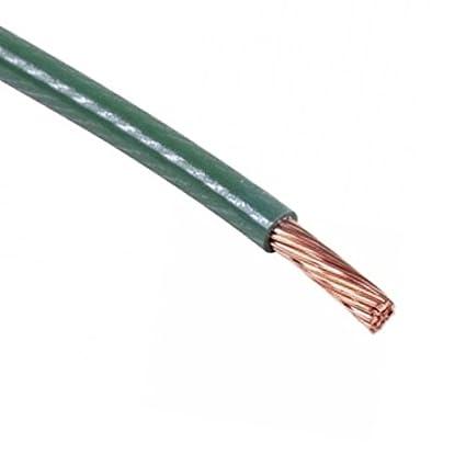 Copper ground wire gauges wire center amazon com copper ground wire 15 ft 12 awg solid copper green rh amazon com 16 keyboard keysfo Gallery
