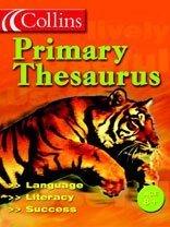 Download Collins Primary Thesaurus (Collins Children's Dictionaries) pdf epub