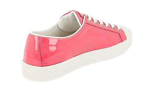 In 3e6202 Prada F0638 A33 Da Donna Pelle Sneaker Fwg8qARO