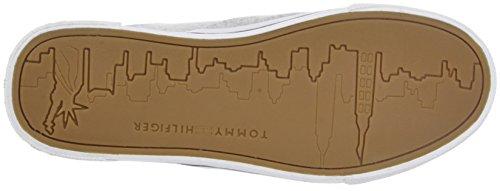 Femme Sneakers Textile Tommy Hilfiger Sneaker Jersey Basses Heritage pAZB0v
