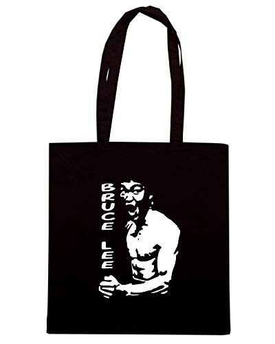 Borsa Shopper Nera FUN0881 BRUCE LEE 3 29962
