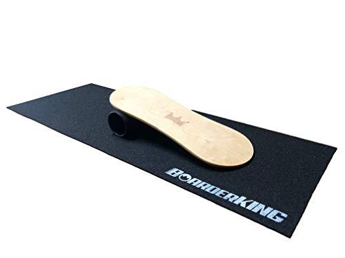 Indoorboard Extreme Set Balance Board Surfboard Balance Board (140 mm   Natural)