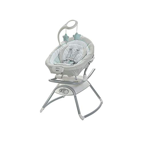 Graco Duet Glide Gliding Swing with Portable Rocker, Winfield