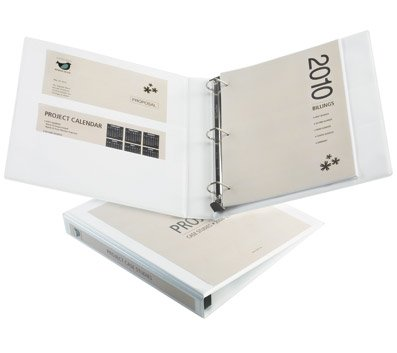 amazon com in place extra wide heavy duty view binders with ez