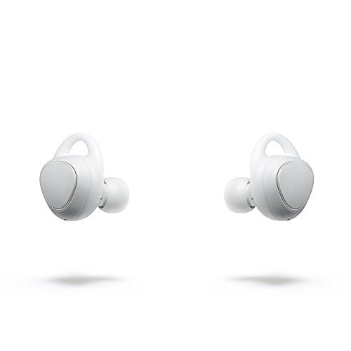 Samsung Gear IconX 2016 Cordfree Fitness Earbuds with Activity Tracker - White - Discontinued by Manufacturer
